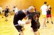 Trénink thaibox - muay thai, kickbox, Praha 5 - Smíchov