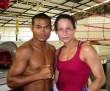 Thajský box - muay thai - thaibox, kickbox tréninky, Praha 5, Smíchovmíchov