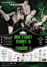Fusion 3 - muay thai gala, Mudroch team Praha