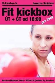 Fit kickbox - trénink pro holky