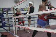 Thajský box - muay thai - thaibox, kickbox tréninky, Praha 5, Smíchov