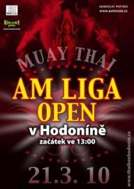 Liga muay thai Hodonín 21.3 2010