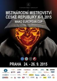 European cup WAKO v kickboxu K-1