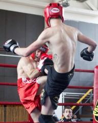 Thajský box (muay thai / thai box), kickbox - Praha 5, Smíchov