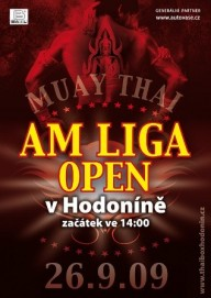 AM liga Thaiboxu, Hodonín