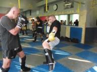 Trénink muay thai (thaibox), kickbox - Praha 5, Smíchov