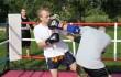 Trénink thaibox, kickbox Praha 5, Smíchov